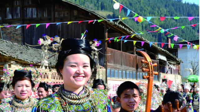 侗族琵琶歌之乡——晚寨