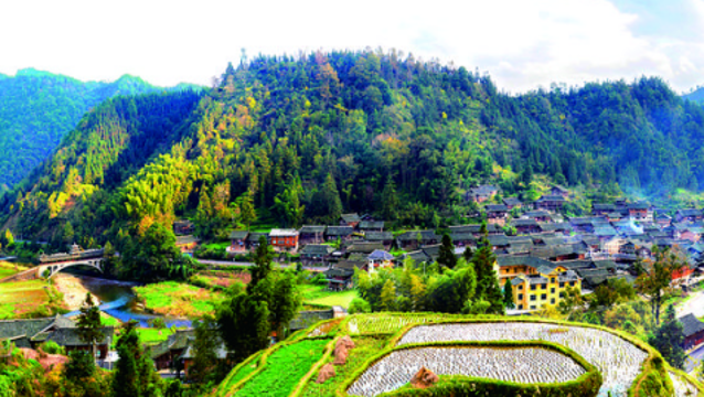 小丹江—雷公山麓的璀璨明珠