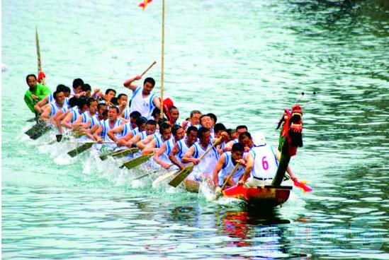 侗族端午节传说