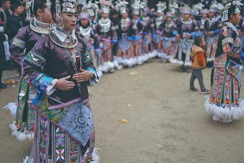 仪式与信仰、文化与责任——记录苗族13年一次的鼓藏节